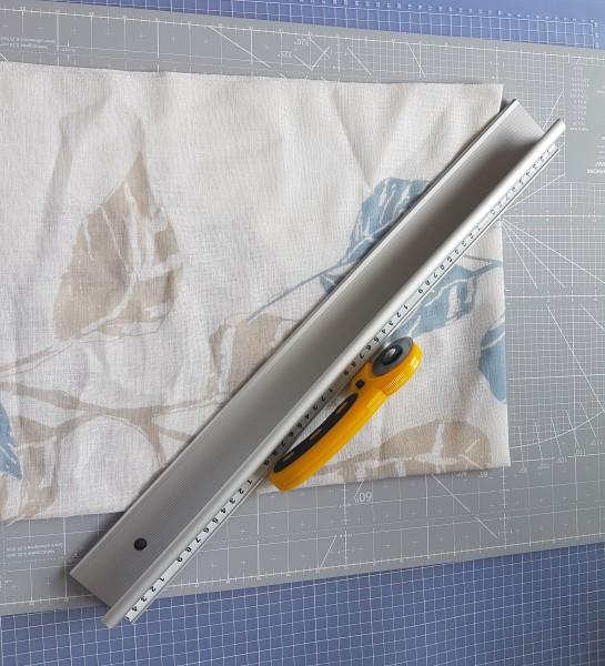 selbstheilende Patchwork Schneidematte 63x47 cm mit Hilfsraster