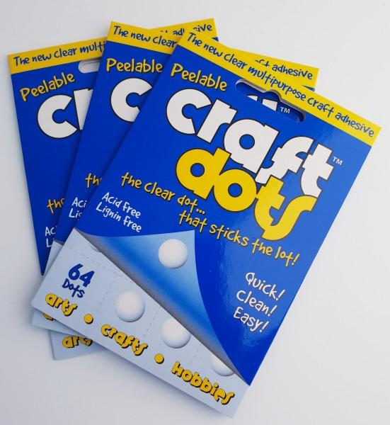 CraftDots ablösbar