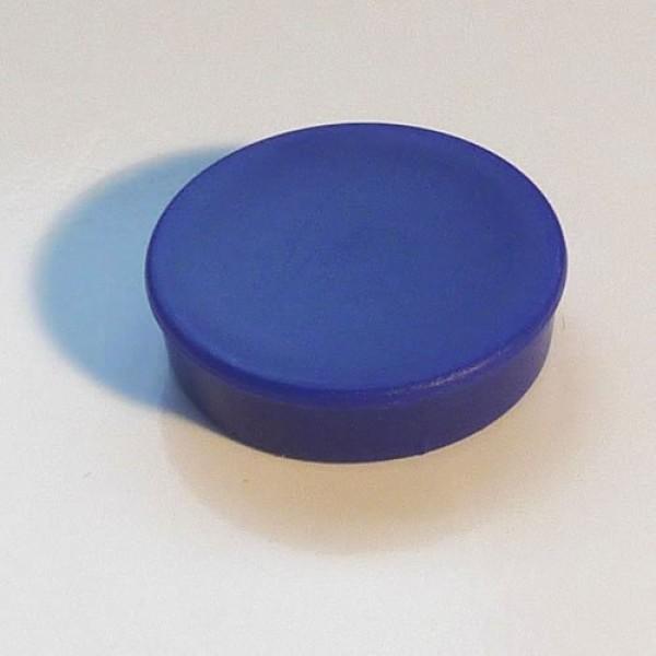 Organisationsmagnet mit Neodym, 18mm, blau