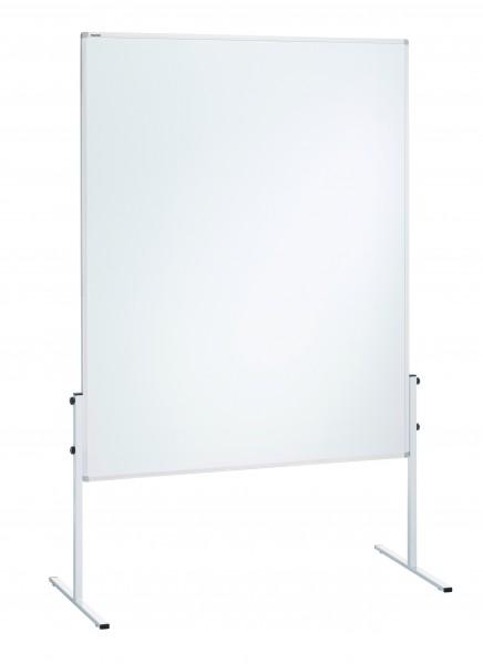 Moderationstafel ECO, 120 x 150 cm, weiß/kartonkaschiert, weiß/kartonkaschiert