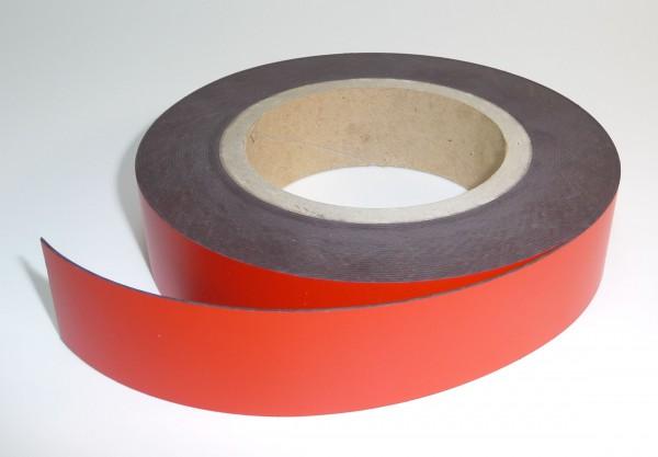 Lagerkennzeichnung Etiketten magnetisch Rollenware