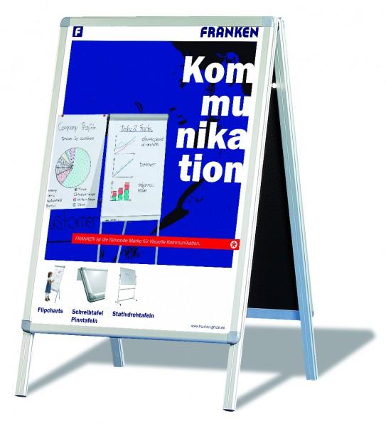 Kundenstopper DIN A1 für Innenbereich