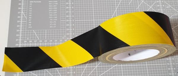 Warnband gelb-schwarz