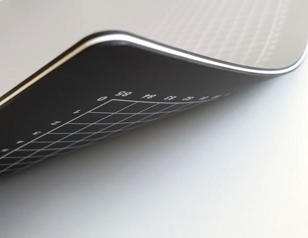 Schneidematte selbstheilend grau 90x60cm