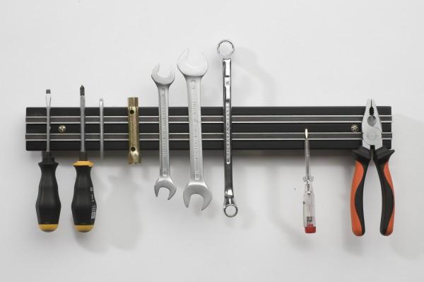 Werkzeughalter für die Wand