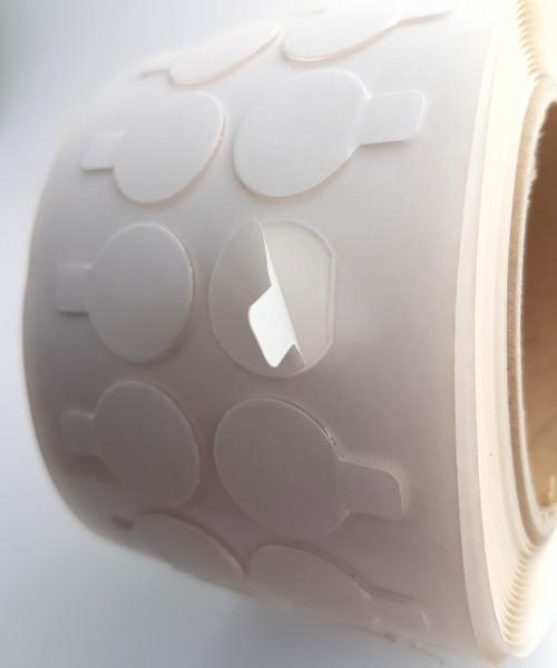 Doppelseitige Klebepunkte transparent extra stark klebend