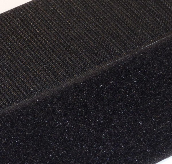 Klettband selbstklebend Haken und Flausch 50mm