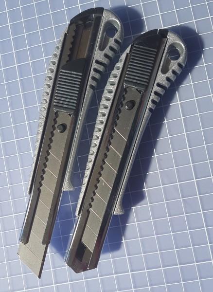 MetallCutter mit Abbrechklinge 18mm