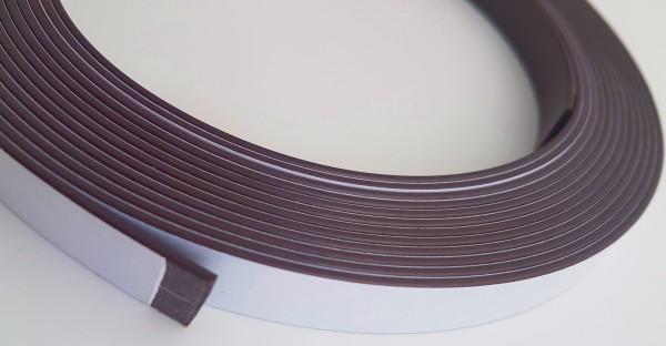 selbstklebendes Magnetband - Magnete basteln